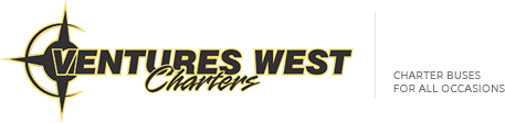 Ventures West Charters - Bus company serving all Saskatchewan locations